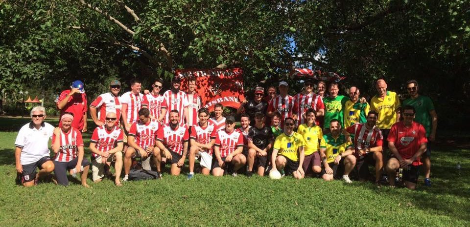 Saints Fans in Australia