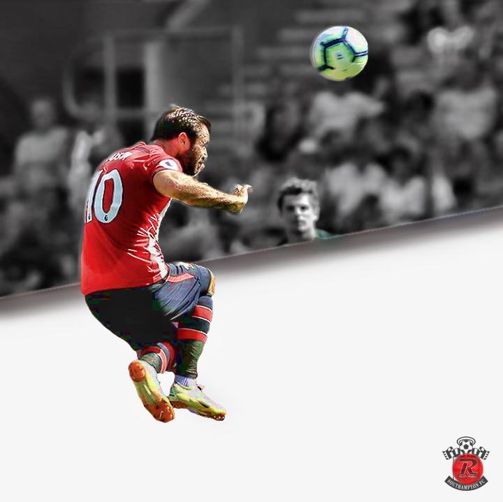 Charlie Austin Saints