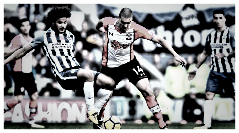 Oriol Romeu of Saints